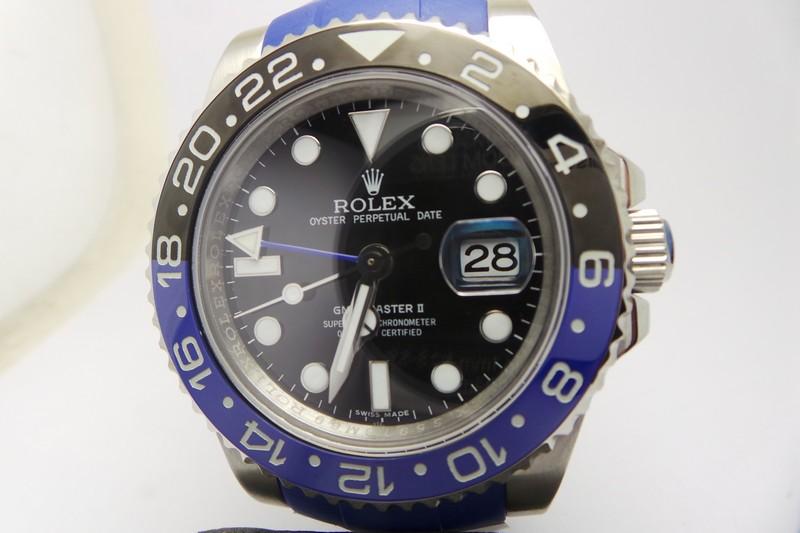 montres Rolex GMT-Master II pas cher