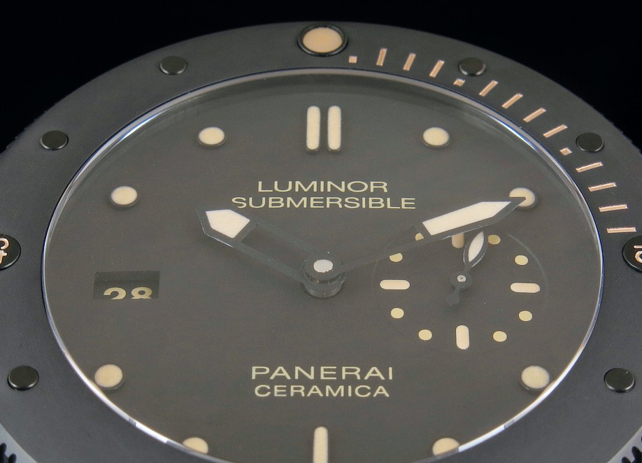 montre Panerai Luminor replique