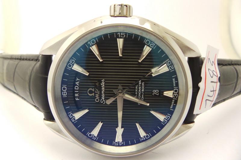 replique Omega Seamaster montres