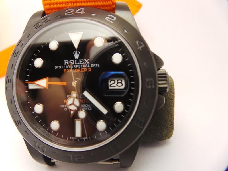replique Rolex Explorer II montres