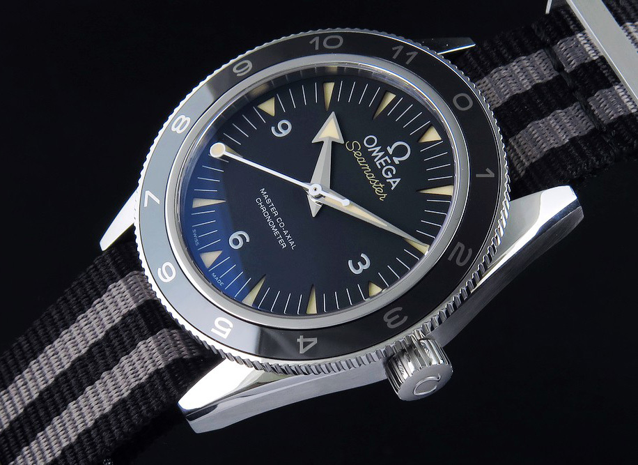 Omega Seamaster replique