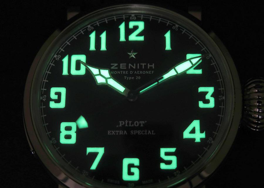 copie Zenith Pilot montres