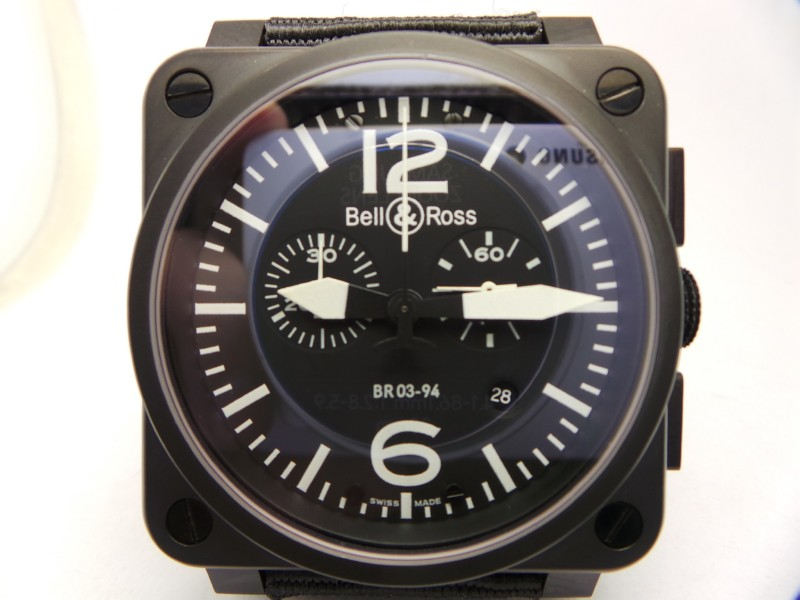 Bell & Ross BR03-94 pas cher montres