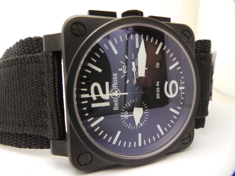 Bell & Ross BR03-94 replique